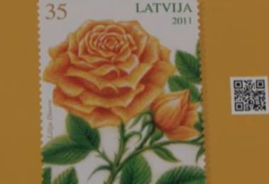 Atklāts balsojums par skaistāko pastmarku
