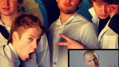 """""""The Afternoon"""" kopā ar Juri Kaukuli ierakstījusi dziesmu """"Sāpes, naids un mīlestība"""""""