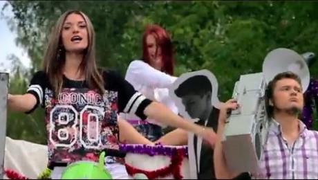 """Sabīne Berezina piedāvā jaunu dziesmu """"Gonna Be A Dancer"""""""