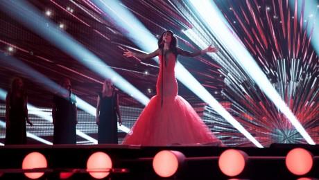 "Aminata atnes Latvijai ""Eirovīzijas"" finālu"
