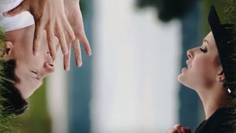 """Tapis videoklips Andra Ērgļa un Antras Stafeckas duetam """"Laiks"""""""
