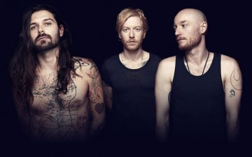 Foo Fighters iesildīs Eiropas vadošo festivālu cienīgas grupas – Biffy Clyro un The Kills