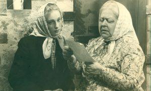 Aktrisei Eleonorai Dūdai – 90. dzimšanas diena