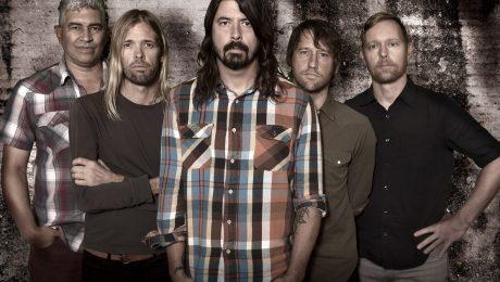 Foo Fighters prezentē jaunu dziesmu un mūzikas video