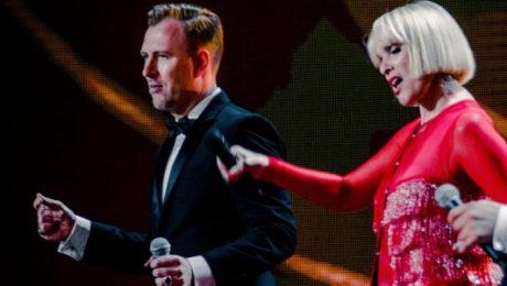 """Laima Vaikule duetā ar Jāni Stībeli ieraksta Paula dziesmu """"Bez vārdiem"""""""