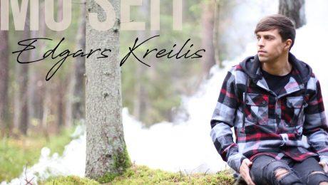 X-Faktora dalībnieks Edgars Kreilis izdod patriotisku dziesmu
