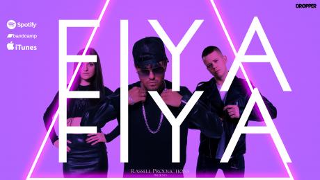 "Rassell, Sabīne Berezina un Aivo Oskis izdod jaunu dziesmu ""Fiya Fiya"""