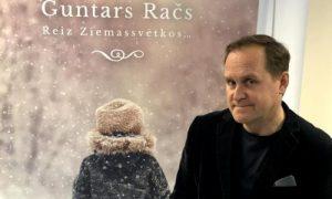 """Guntara Rača jaunā grāmata """"Reiz Ziemassvētkos…"""" vispieprasītākā jau pirmajā nedēļā"""