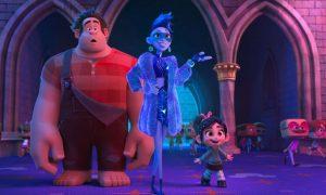 """ASV kinoteātros turpina dominēt animācijas filma """"Ralfs pret internetu"""""""