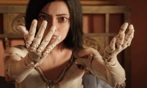 """ASV kinoteātros veiksmīgu debiju piedzīvo filma """"Alita: Kaujas eņģelis"""""""