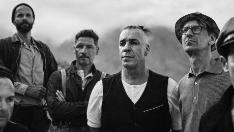 Rammstein pēc 10 gadu pārtraukuma izdot jaunu dziesmu