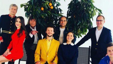 """Mīlestība un apelsīni grupas """"Saldās sejas"""" jaunajā dziesmas videoklipā. Noskaties!"""