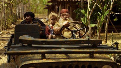 """Publiskots topošās piedzīvojumu filmas """"Ziemassvētki džungļos"""" pirmais rullītis"""