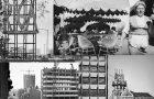 """Fotoizstāde """"Sešdesmitie: skats uz pilsētu"""" Latvijas Arhitektūras muzejā"""