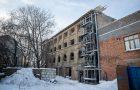 Turpinās Nacionālās Mākslu vidusskolas ēku pārbūve