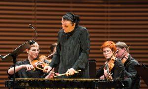 Lielajai mūzikas balvai nominēti čelliste Māra Botmane, trompetists Jānis Porietis, vibrofonists Andrejs Puškarevs