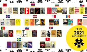 Paziņoti ES balvas Literatūrā 2021 nominanti