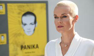 """Latvijas mākslinieces Helēnas Oras grāmata """"Panika"""" būs lasāma krievu valodā"""