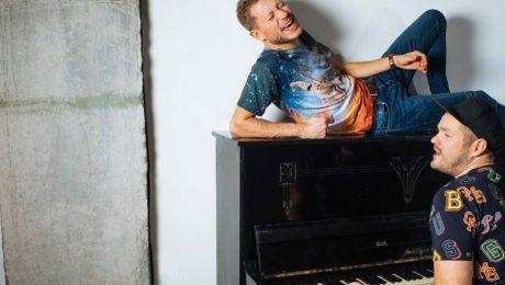 Ralfam Eilandam jauna dziesma kopā ar Kasparu Breidaku